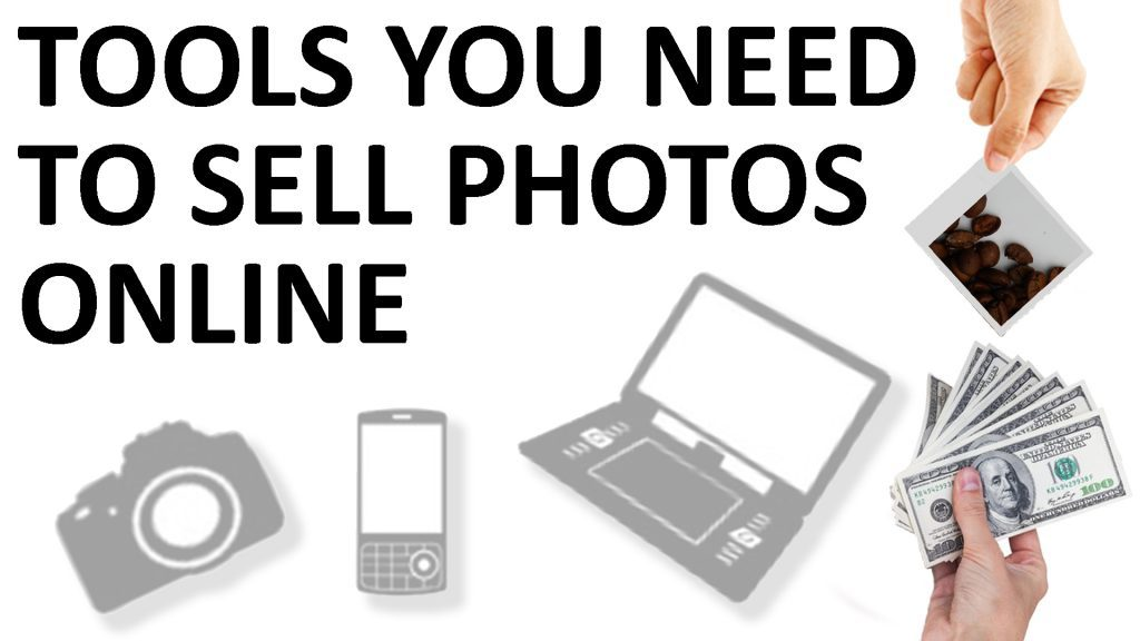 Tools for Selling Photos - ©Dreamframer