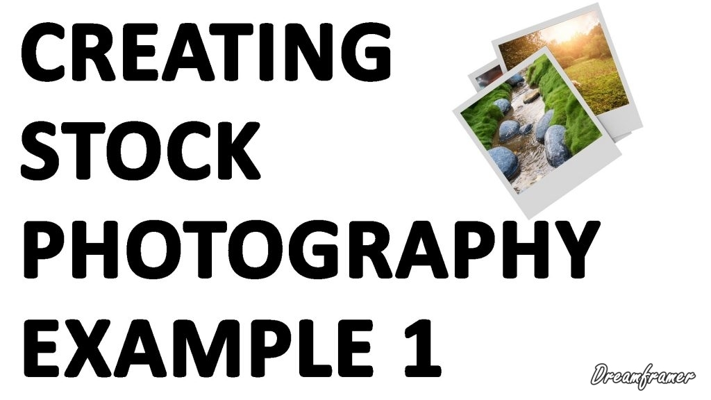 Creating Stock Photography