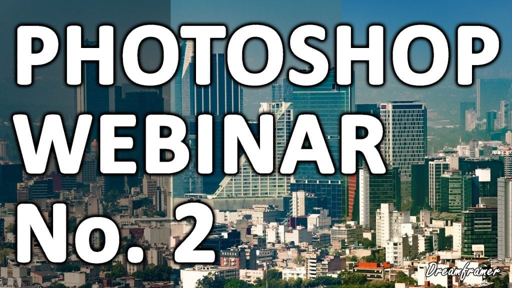 photoshop webinar two