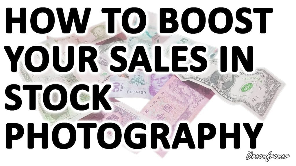 stock photography trick