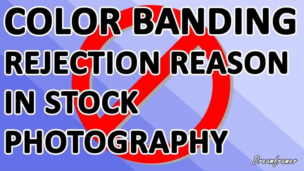 color banding