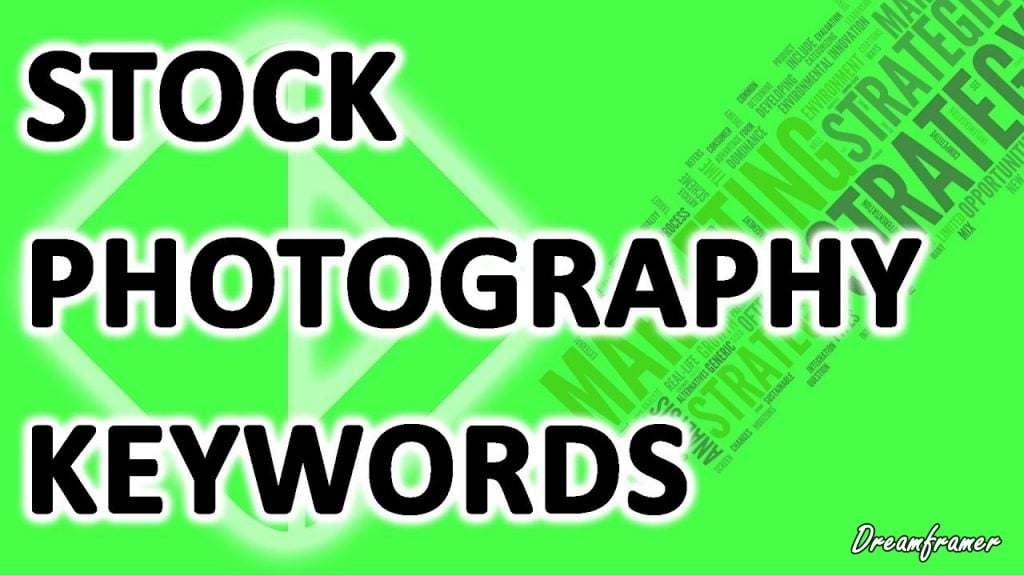 stock photography keywords